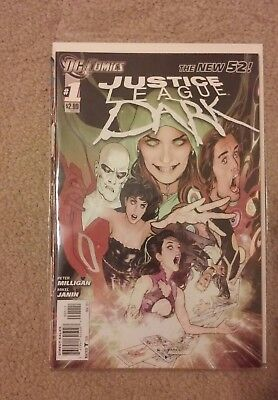 Justice League Dark #1 (new 52 1st print)