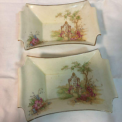 Royal Winton Gateway Butter Dishes