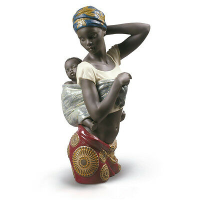 Lladro 01009159 AFRICAN BOND Around the World 9159 New in original box