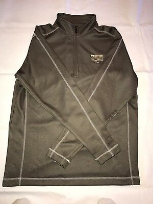 Nike Fit Therma Large Men's 1/4 Zip Golf Pullover