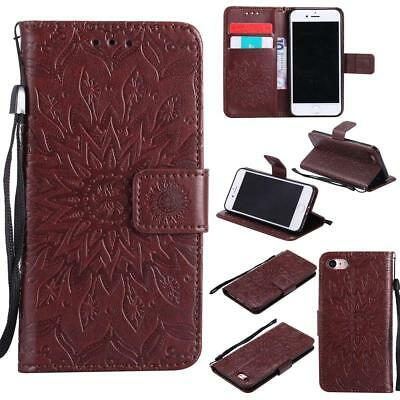 Luxury Magnetic Leather Wallet Flip Case Cover For Apple iPhone Apple 6 6s