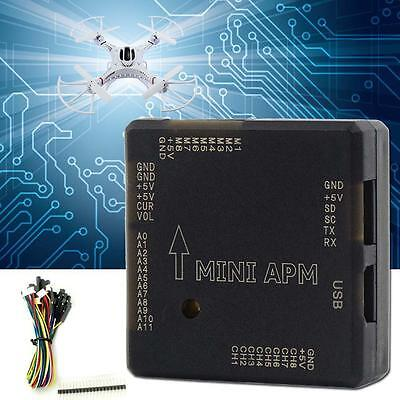 Mini APM V3.1 Flight Controller For ArduPilot Mega External Compass GPS APMWSc