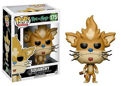 Rick and Morty - Squanchy Pop!
