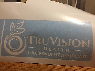 TruVision Health Independent Associate Vehicle Window Decal