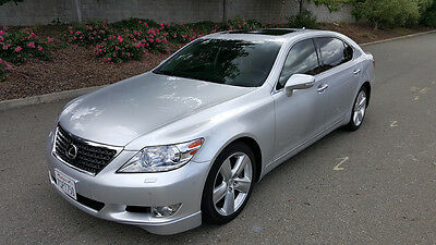 2012 Lexus LS 460L AWD Sedan 4-Door 2012 LEXUS LS 460L AWD, ONLY 46K MI, DON'T MISS!