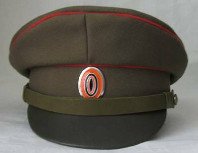 Imperial Russian Army Infantry Soldier Service Cap Replica
