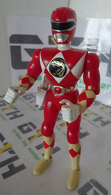 Mighty Morphin Power Rangers roter Karate Ranger