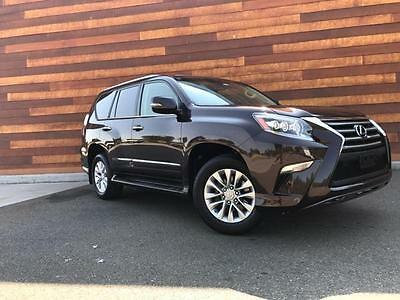 2016 Lexus GX 460 Sport Utility 4-Door 2016 LEXUS GX 460, ONLY 28K MI, DON'T MISS!