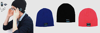 New Bluetooth Beanie Wireless Music Answer Your Phone Leave Your Beanie On