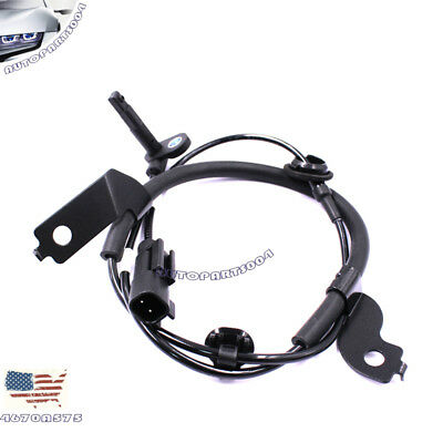Front Left ABS Wheel Speed Sensor 4670A575 For Mitsubishi Lancer Outlander CJ