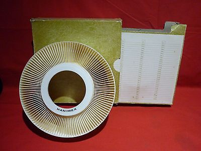 120 COUNT SLIDE MAGAZINE FOR HANIMEX 35mm SLIDE PROJECTORS VGC