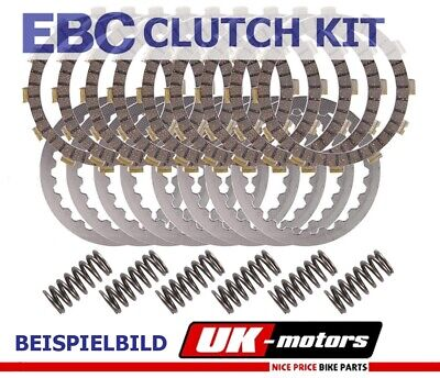 Ebc Coupling Clutch Plates Steel Discs Springs Set Suzuki Rm 125