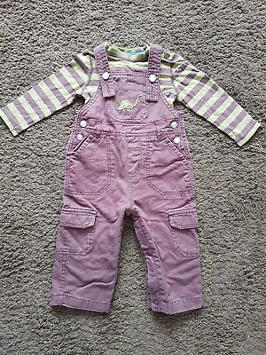 baby boy dungarees 9-12 months