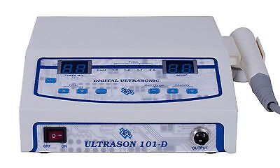New Portable Home Ultrasound Therapy Machine for Pain relief with 1 Mhz Wand