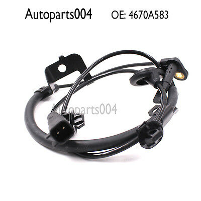 Rear Left ABS Wheel Speed Sensor Fits Mitsubishi Lancer Outlander ASX 4670A583