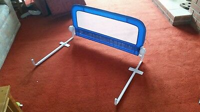 mothercare cotside/ bed guard