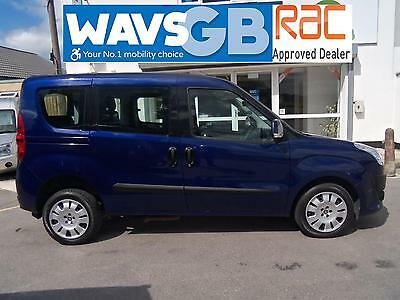 Fiat Doblo 1.4 16v MyLife Mobility Wheelchair Access vehicle Disabled WAV
