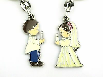 Candle Girl Boy Christening Baptism Confirmation First Holy Communion Favour