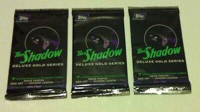Shadow Card Packs x 3