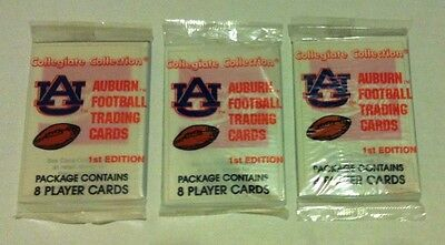 Gridiron Card Packs x 3
