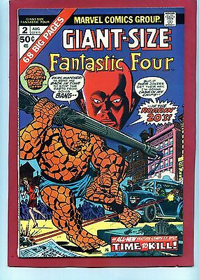 Giant-Size Fantastic Four Lot- #2 And #6! Annihilus! High Grade