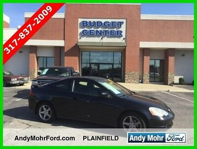 2004 Acura RSX Base Coupe 2-Door 2004 Used 2L I4 16V Manual FWD Coupe Premium Moonroof