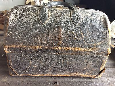 Vintage Emdee by Schell Doctors Bag With Contents Bottles Cases Take A Look!