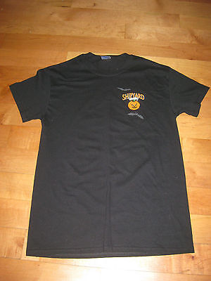 Shipyard Brewing Pumpkinhead Beer Logo T-Shirt Men's Small