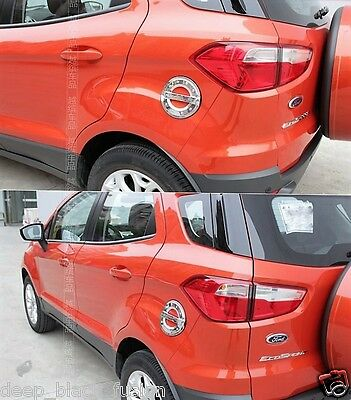Ford EcoSport Chrom Tankdeckel Cover