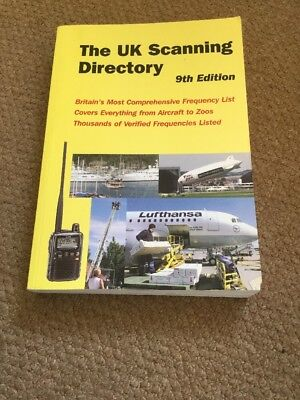 The UK Scanning Directory by PW Publishing Ltd (Paperback, 2005)