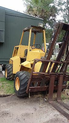 forklift fixable or for parts
