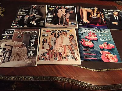 Bloomingdale's  Fashion Catalogs  Bloomingdale's Lot of 16