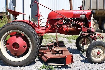 FARMALL TRACTOR CUB LOBOY Early 60's Late 50's McCormick DELIVERY WITHIN 200 mi