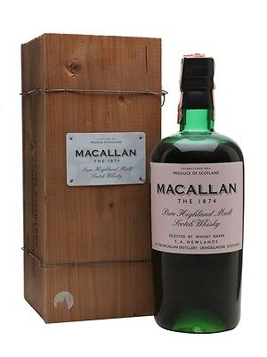 1874 Replica MacAllan SCOTCH  750ml