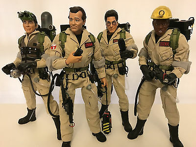 1/6th Mattel Ghostbusters Complete II Set w/ extras