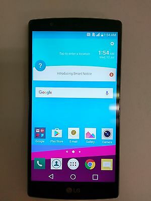 LG G4 H811 - 32GB - Metallic Gray (T-Mobile) Smartphone - Great Condition