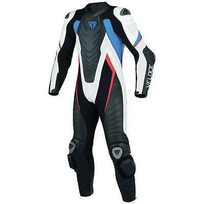 VELOCE Moto B1217 Motorbike/Motorcycle Racing Leather Suit -One Piece Suit
