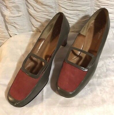 Vintage Margaret Jerrold women's shoes size 8M
