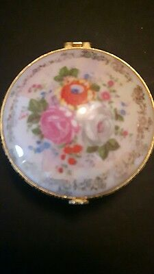 french porcelain pill box