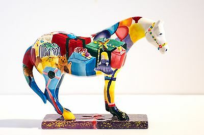 The Trail of Painted Ponies RETIRED GIFT HORSE, LOW #1E/2009, No.12225