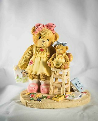 Cherished Teddies - Rosemary - Colorful Days Are Spent With You #811750