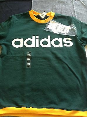 BNWT Adidas Boys Sweat Size 8