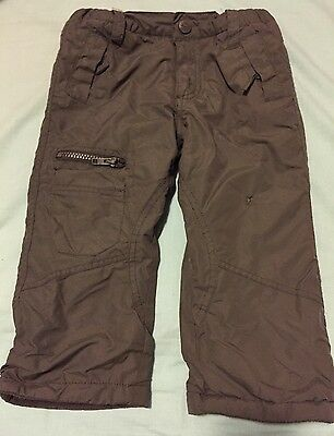 Waterproof Pants - Pumpkin Patch - Size 2