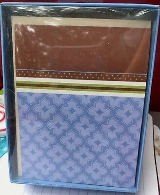 Blank cards and envelopes white 425 x 55 50 pcs value pack american greetings 20 blank notes cards and envelopes new m4hsunfo