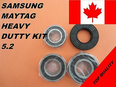FRONT LOAD WASHER,3 TUB BEARINGS AND SEAL, Samsung, KIT # 5.2 ,DC6200156A