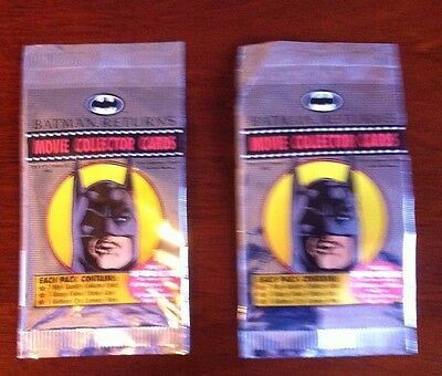 Batman Returns Dynamic Marketing Packs x 2