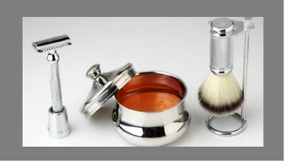 EXCELLENT QUALITY SHAVING GIFT PACKAGE SET - Perfect for Christmas & Birthdays