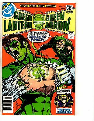Lot Of 5 Green Lantern DC Comic Books # 110 111 112 113 114 Flash Batman TW56