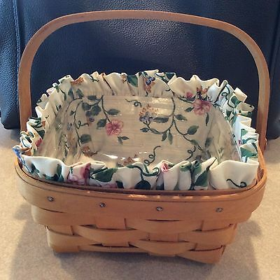 Longaberger 1999 Mother's Day Berry basket