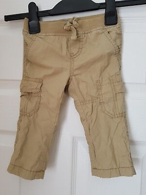 Baby Gap boys trousers 12-18 months